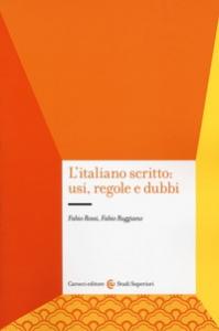 L'italiano scritto