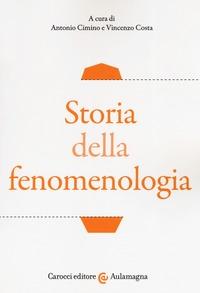 Storia della fenomenologia