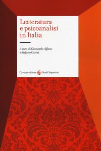 Letteratura e psicoanalisi in Italia