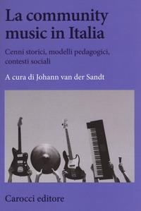 La community music in Italia