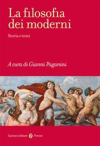 La filosofia dei moderni