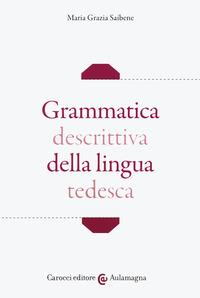 Grammatica descrittiva della lingua tedesca