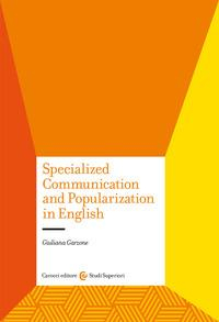 Specialized communication and popularization in English