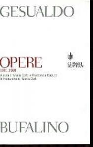 Opere : 1981-1988 / Gesualdo Bufalino ; introduzione di Maria Corti ; a cura di Maria Corti e Francesca Caputo