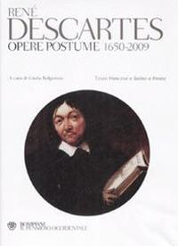 Opere postume 1650-2009