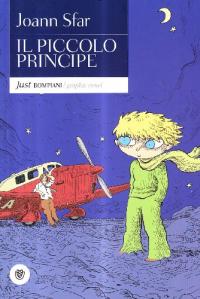Il piccolo principe / Joann Sfar ; tratto dal racconto di Antoine de Saint-Exupéry ; colori di Brigitte Findakly