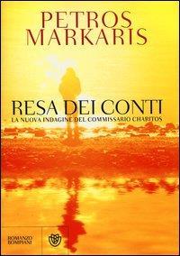 Resa dei conti / Petros Markaris ; traduzione di Andrea Di Gregorio