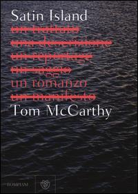 Satin island / Tom McCarthy