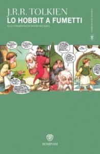 Lo Hobbit a fumetti, o, La riconquista del tesoro
