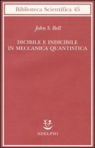 Dicibile e indicibile in meccanica quantistica