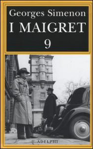 I Maigret. 9: Maigret e l'uomo della panchina