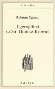 I geroglifici di Sir Thomas Browne