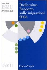 Dodicesimo rapporto sulle migrazioni