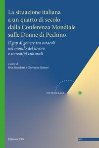 La situazione italiana a un quarto di secolo dalla Conferenza mondiale sulle donne di Pechino