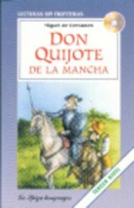Don Quijote de la Mancha / Miguel de Cervantes ; introducció, adaptación y notas di Carmen Gonzáles y Amor Sánchez