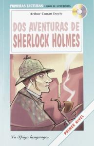 Dos aventuras de Sherlock Holmes