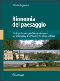 Bionomia del paesaggio