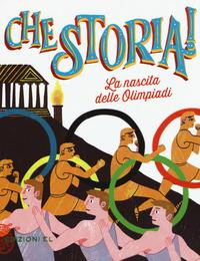 La nascita delle Olimpiadi