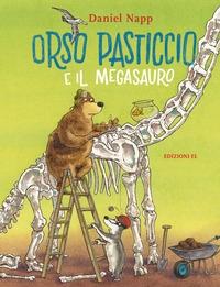 Orso Pasticcio e il megasauro