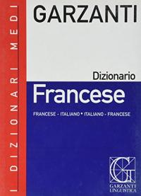 Dizionario Garzanti di francese