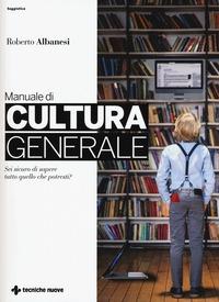 Manuale di cultura generale