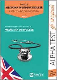 I test di medicina in lingua inglese