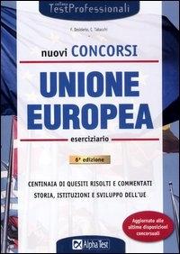 Nuovi concorsi Unione Europea
