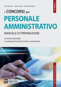 I concorsi per personale amministrativo