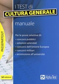 I test di cultura generale