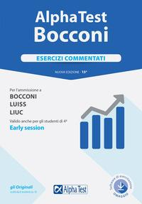 Alpha Test Bocconi