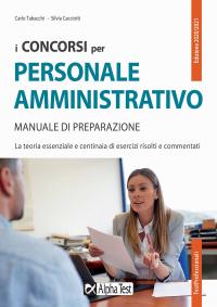 I concorsi per il personale amministrativo