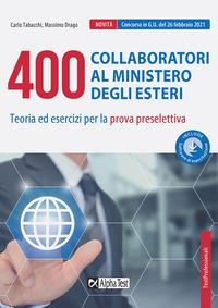 400 collaboratori al Ministero degli Esteri