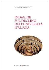 Indagine sul declino dell'università italiana