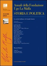 La società italiana e la Grande Guerra