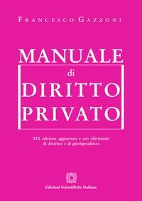 Manuale di diritto privato