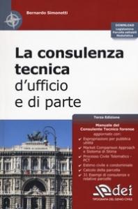 La Consulenza tecnica d'ufficio e di parte