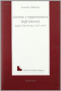 Governo e rappresentanza degli interessi