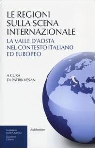 Le Regioni sulla scena internazionale