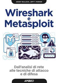 Wireshark e Metasploit