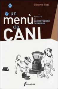 Un menù da cani