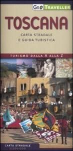 Toscana : guida turistica illustrata : turismo dalla A alla Z