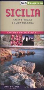Sicilia : guida turistica illustrata : turismo dalla A alla Z
