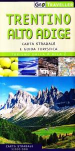 Trentino Alto Adige : guida turistica illustrata : turismo dalla A alla Z