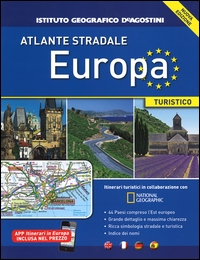 Atlante stradale Europa