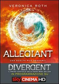 The divergent trilogy. [3]: Allegiant