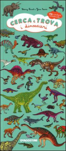 Cerca e trova i dinosauri