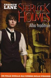 Young Sherlock Holmes. Alba traditrice
