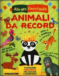 Animali da record