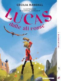 Lucas dalle ali rosse