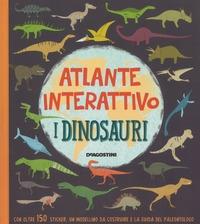 Atlante interattivo i dinosauri